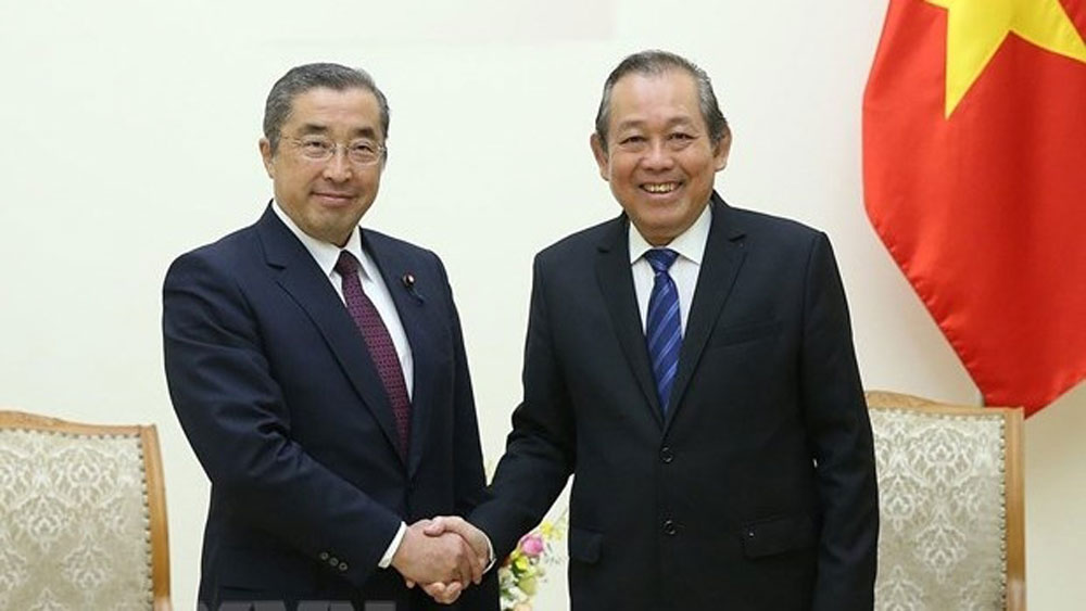 Vietnam, Japan deepen strategic partnership