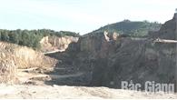 Công ty TNHH Minh Hà: Nhiều vi phạm trong cải tạo, phục hồi môi trường tại núi Vườn Tùng
