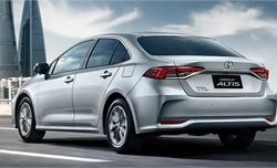 Toyota Corolla Altis 2019 được trang bị những gì?