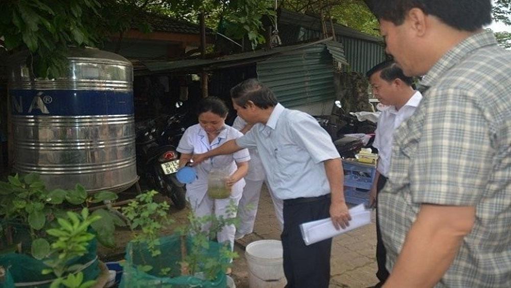 10 ca tử vong vì sốt xuất huyết, Bộ Y tế ra Chỉ thị khẩn