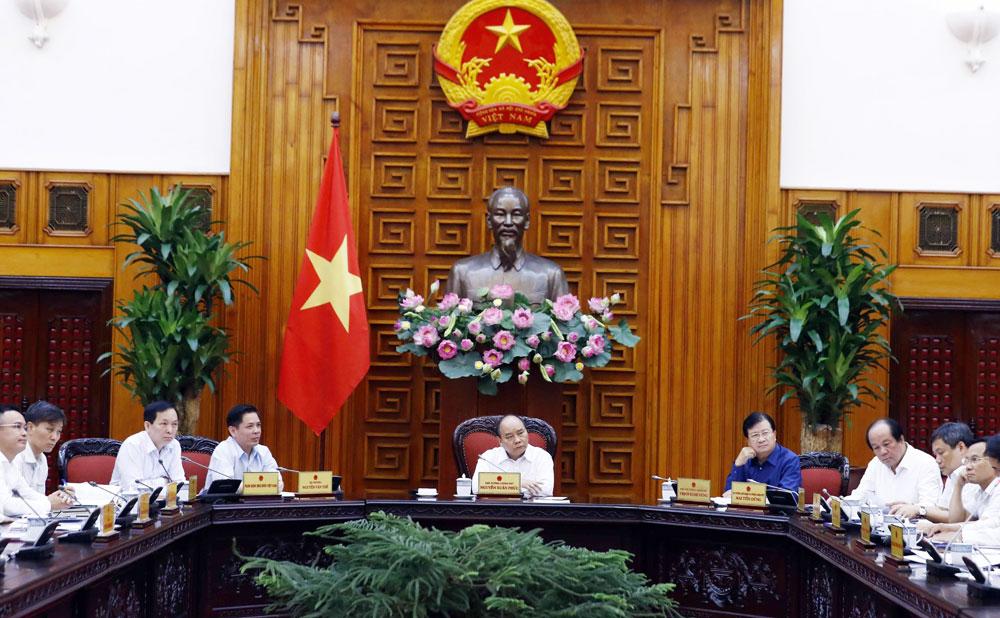 Thường trực Chính phủ, thảo luận, dự án cao tốc Trung Lương – Mỹ Thuận