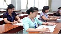 Thông tin về 58 bài thi trắc nghiệm điểm 0 được tăng điểm sau chấm phúc khảo tại Tây Ninh