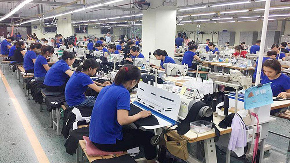 new firms, seven months, new enterprises, domestic enterprises, highest level,  newly-established enterprises, trade surplus