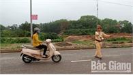 Bắc Giang: Kiểm soát hơn 4.900 phương tiện, không phát hiện lái xe dương tính với ma túy