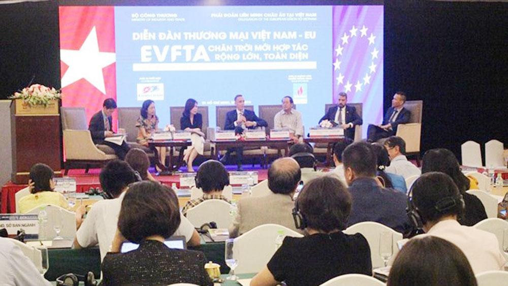 better product quality, exports to EU, Vietnamese enterprises, European Union,  tariff-related advantages, EU-Vietnam Free Trade Agreement