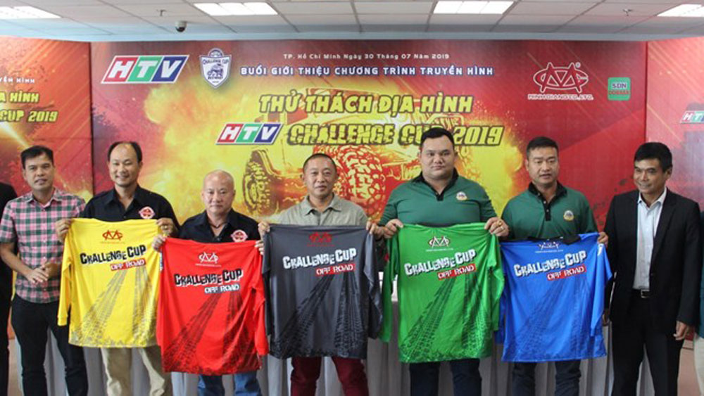 69 teams to compete in Vietnam's largest terrain car race