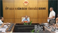 Chủ tịch UBND tỉnh Nguyễn Văn Linh chỉ đạo: Tập trung giải phóng mặt bằng, đẩy nhanh tiến độ các dự án trọng điểm