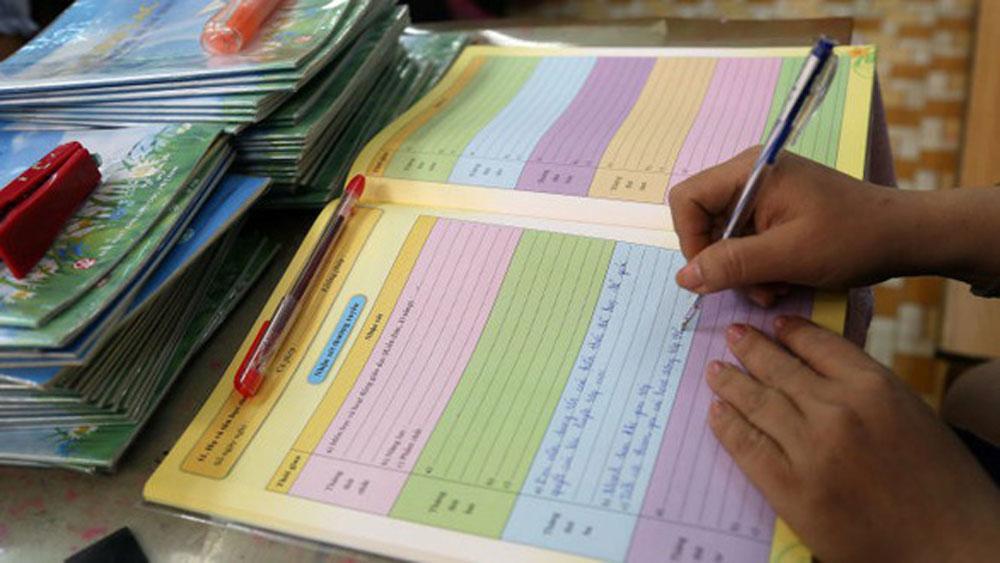 Bộ Giáo dục và Đào tạo, bỏ học bạ, sổ điểm giấy, cơ sở dữ liệu của ngành giáo dục