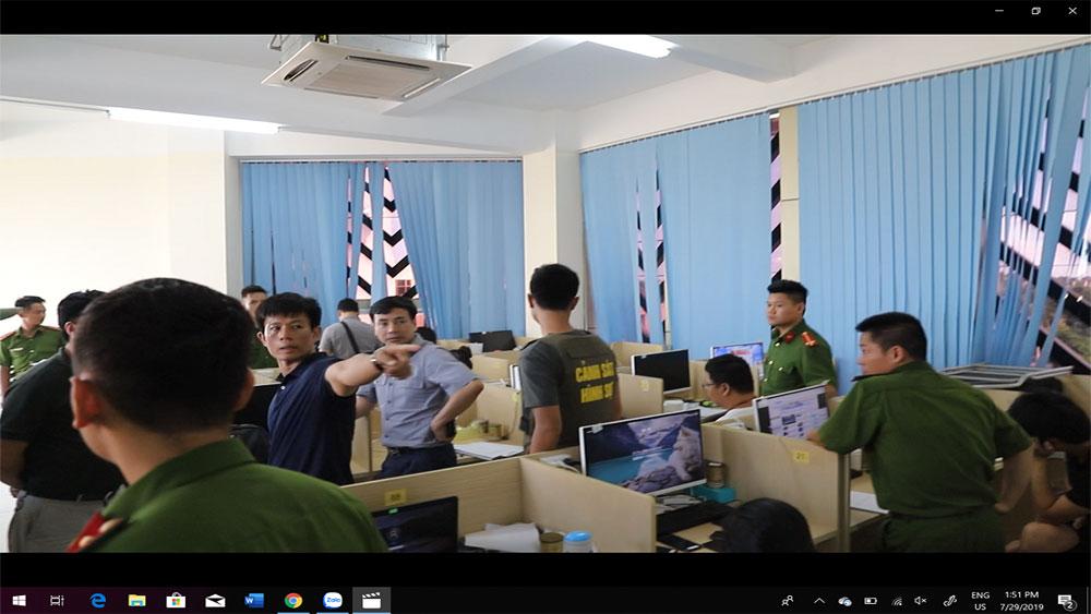 Vụ đánh bạc quy mô lớn tại Hải Phòng, dẫn độ, hơn 380 người bàn giao cho Trung Quốc