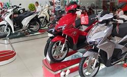 Người Việt tiêu thụ hơn 1,5 triệu xe máy trong nửa đầu năm 2019