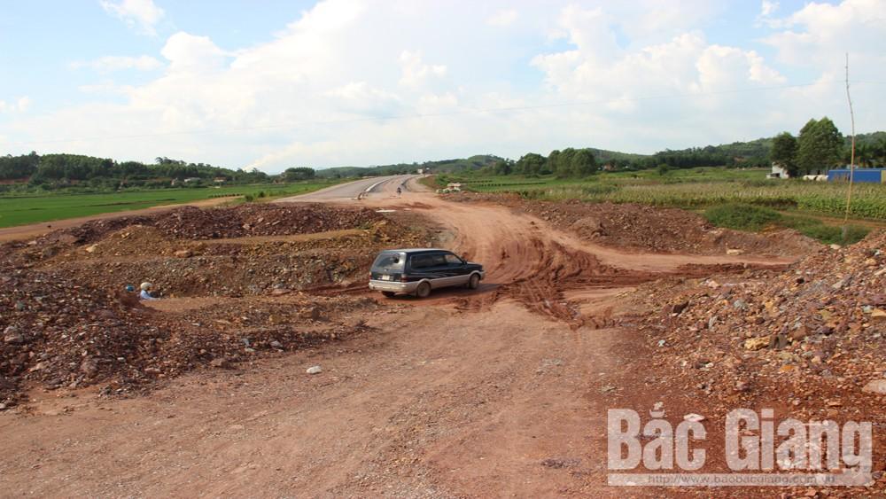 Đồng thuận giải pháp tháo gỡ vướng mắc mặt bằng cao tốc Bắc Giang- Lạng Sơn