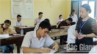 Bắc Giang: Có 8 bài thi THPT được nâng điểm sau khi chấm phúc khảo