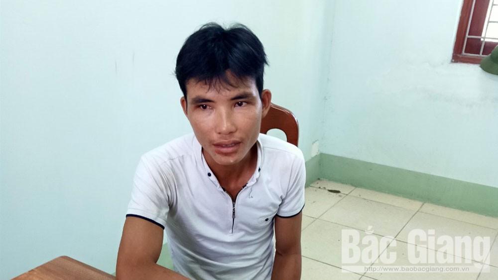 trộm cắp, Công an Yên Dũng, Bắc Giang, xe máy, trộm cắp xe máy.
