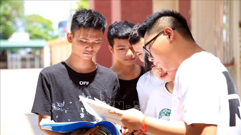 Kỳ thi THPT quốc gia 2019, sau phúc khảo, 204 bài thi trắc nghiệm, thay đổi điểm