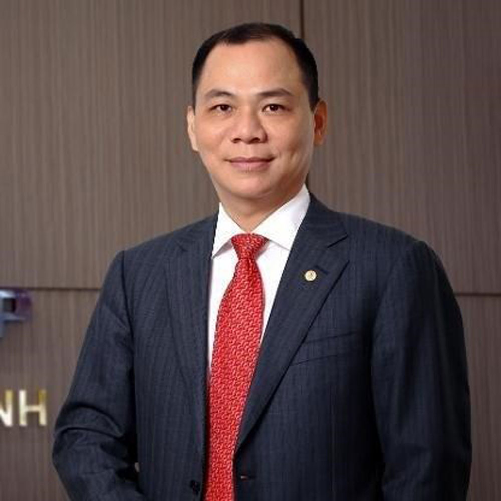 Vietnamese billionaire, world's 200 richest people, Billionaire Pham Nhat Vuong, the Forbes, Vingroup, luxury-goods company