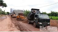 Lạng Giang dồn lực cho 4 tiêu chí còn lại trong xây dựng nông thôn mới