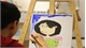 Exhibition showcases art works by autistic children
