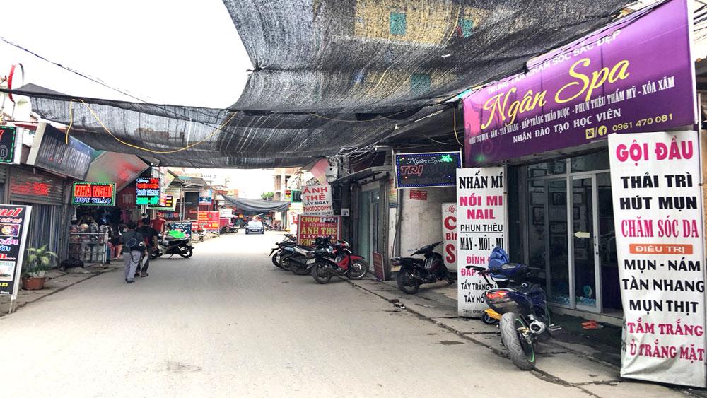 thẩm mỹ, spa, dịch vụ thẩm mỹ, khu công nghiệp, Bắc Giang, làm đẹp