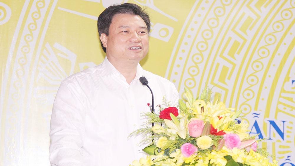 Thứ trưởng Bộ Giáo dục và Đào tạo Nguyễn Hữu Độ, Giáo dục thường xuyên, chú trọng chất lượng