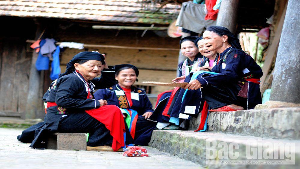 dân tộc Cao Lan, Bắc Giang, đồng bào dân tộc, hát sình ca