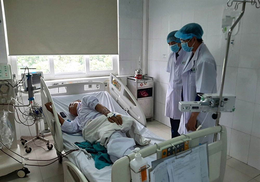 Họp báo, sự cố bệnh nhân chạy thận bị sốc ở Nghệ An,  sốc chạy thận, Bệnh viện Hữu nghị Đa khoa tỉnh Nghệ An