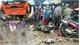 Gia Lai: Xe khách lao vào chợ tông chết 4 người, tài xế khai phanh gấp tránh xe máy