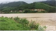 Bắc Giang: Phát lệnh báo động 1 trên sông Lục Nam