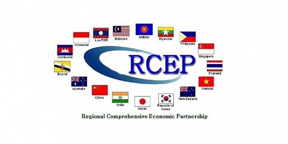Vietnam, RCEP Intersessional Ministerial Meeting, China, Regional Comprehensive Economic Partnership, Vietnamese delegation, technology development, sustainable and inclusive growth