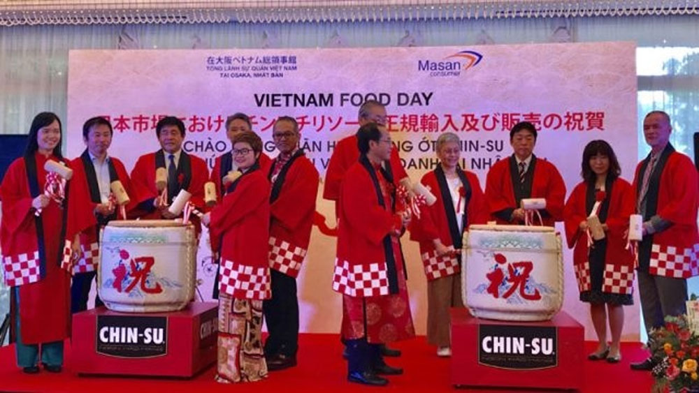 Vietnam introduces its culinary culture in Osaka