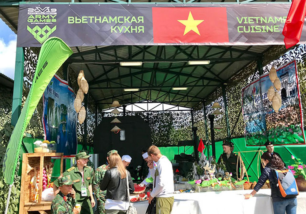 Vietnam, International Army Games, Russia, Vietnam People's Army, military experts, international cooperation,  global stability