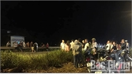 Bắc Giang: Xe máy va chạm với xe đầu kéo, một người tử vong