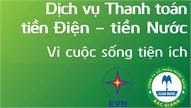 Vietcombank Bắc Giang đẩy mạnh dịch vụ thanh toán hóa đơn tiền điện, tiền nước