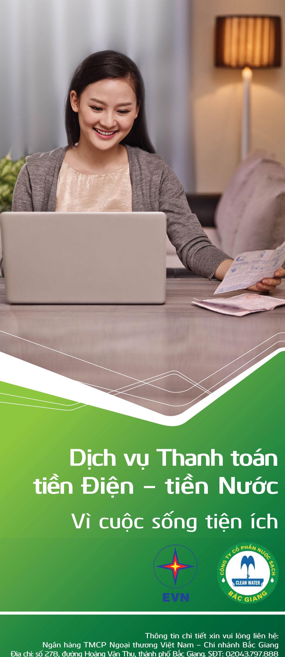 Ngân hàng TMCP Ngoại thương Việt Nam – Chi nhánh Bắc Giang (Vietcombank Bắc Giang)