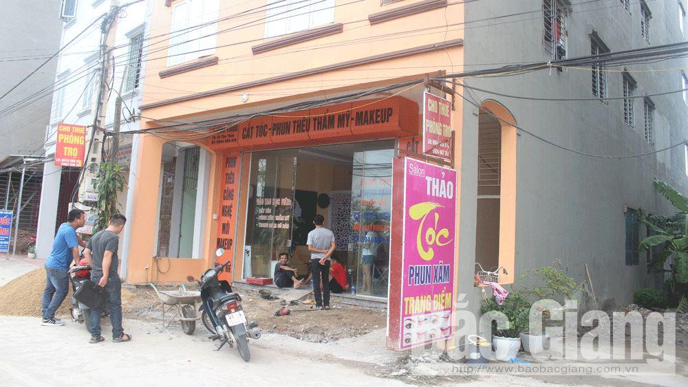 đột nhập; trộm cắp; Việt Yên; nhà trọ, Quang Châu.