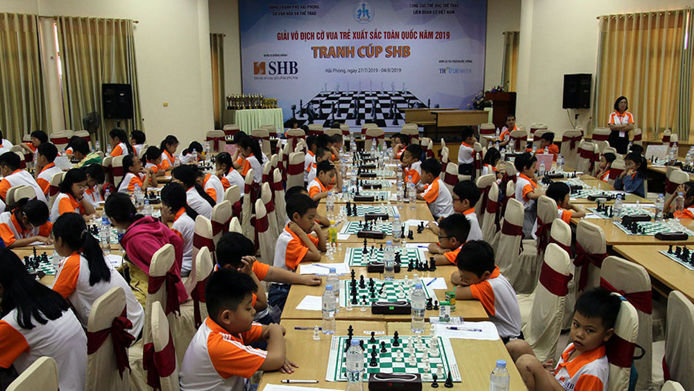 Bac Giang province, 5 medals, national youth chess championship,  SHB cup, young players, ASEAN Youth Chess Championship
