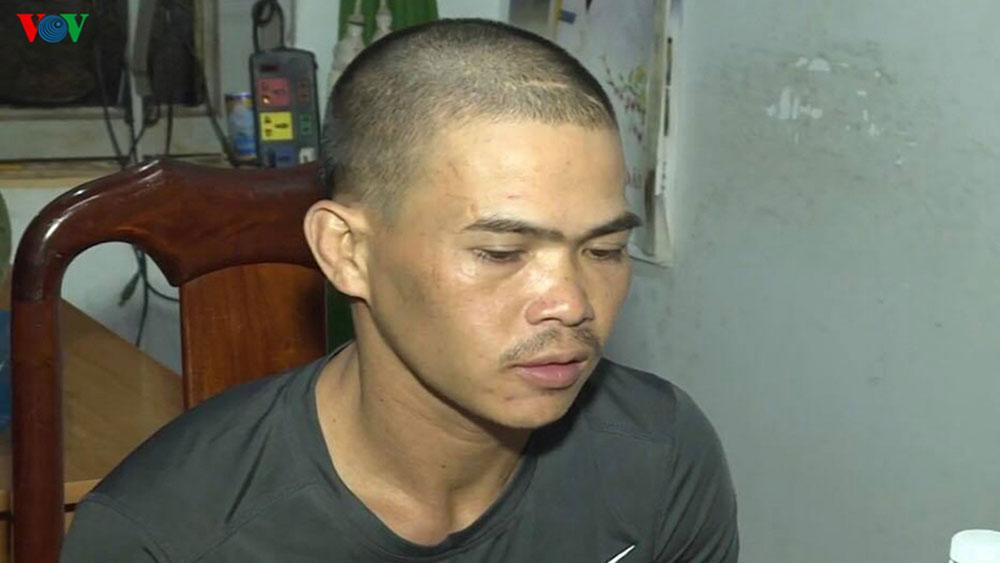 Đắk Lắk, bắt được hung thủ, đâm chết bạn nhậu, hát karaoke, đối tượng Nguyễn Minh Luân, ông Nguyễn Khắc Hiệp