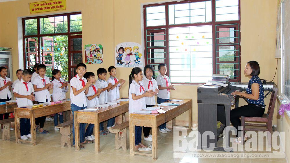 Kế hoạch trong tháng 8-2019, toàn tỉnh có 32 trường tiến hành sáp nhập.