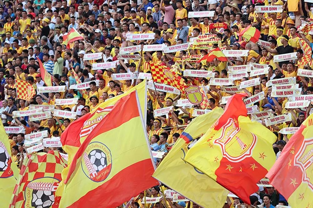 Trận Nam Định, HAGL V-League 2019
