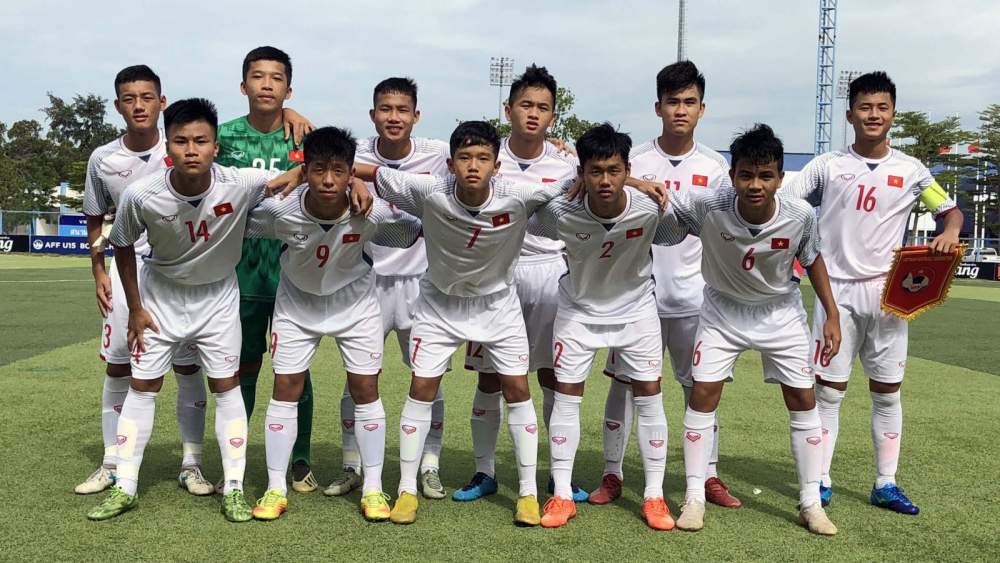 Xác định đối thủ của U15 Việt Nam ở bán kết U15 Đông Nam Á