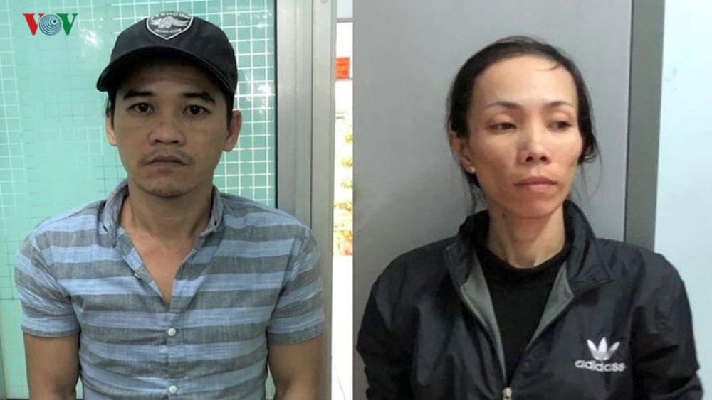 Cặp tình nhân,đi ở trọ, hành nghề trộm cắp tài sản, Công an thị xã La Gi, Nguyễn Thành Khoa, Tạ Thị Mộng Trương