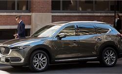 CX-8 và CX-5 - bộ đôi SUV thế hệ 6.5 của Mazda