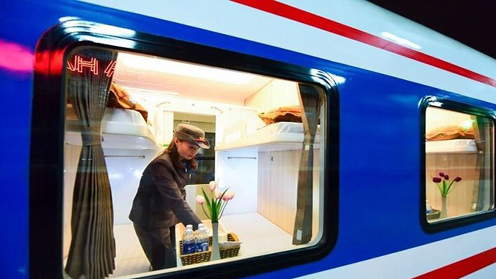 Hanoi Railway launches online payment service