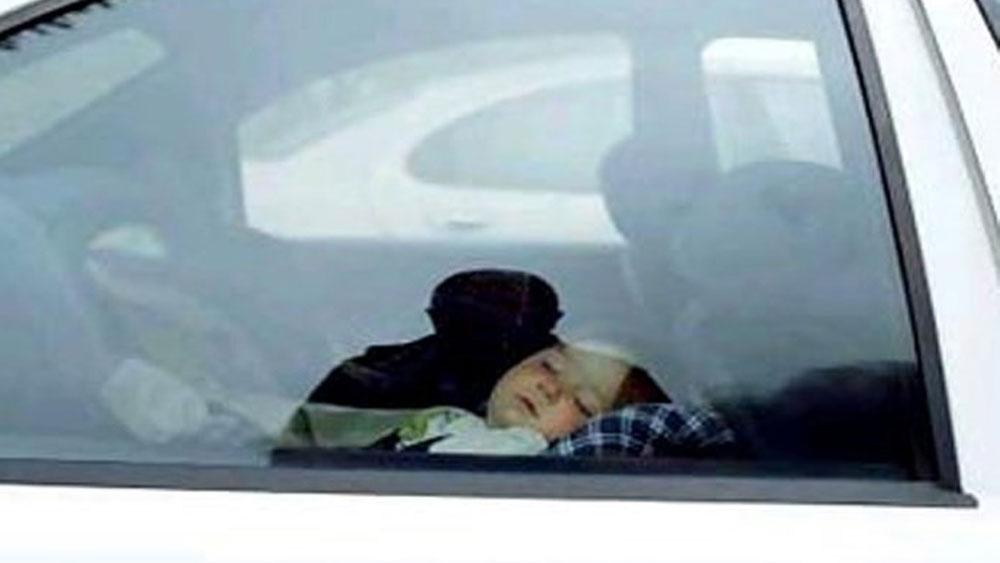 lưu ý, nằm lòng, đề phòng tử vong, do ngạt thở trên ôtô