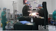 Bệnh viện Sản - Nhi Bắc Giang: Phẫu thuật thành công 169 ca mắc dị tật tim bẩm sinh