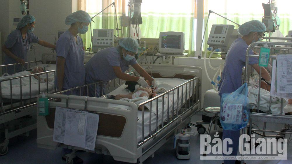 phẫu thuật tim, sản - nhi, tỉnh Bắc Giang, bệnh nhi