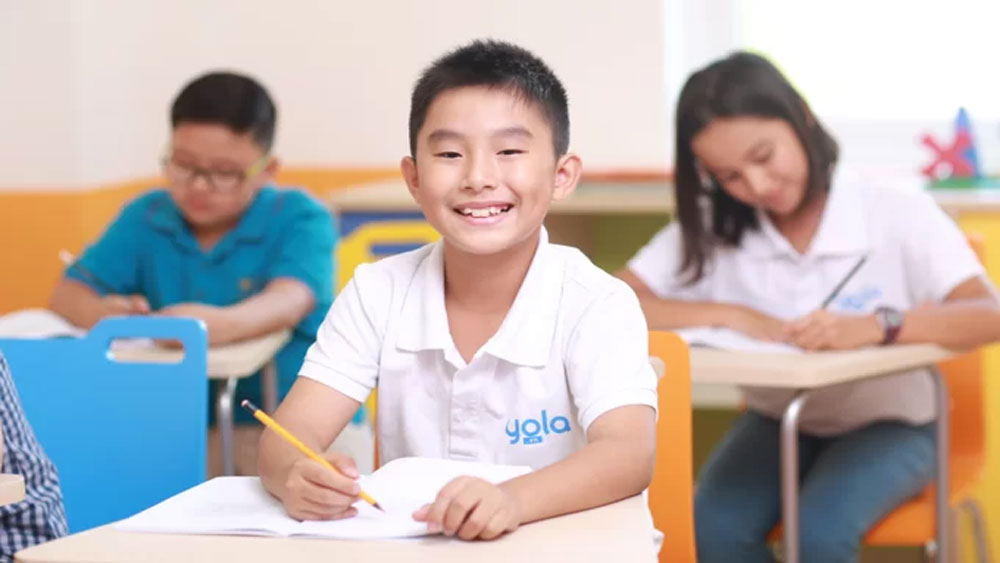 Vietnam, English teaching school, foreign investor, education investment fund,  Kaizen Private Equity, YOLA, learning app Toppr