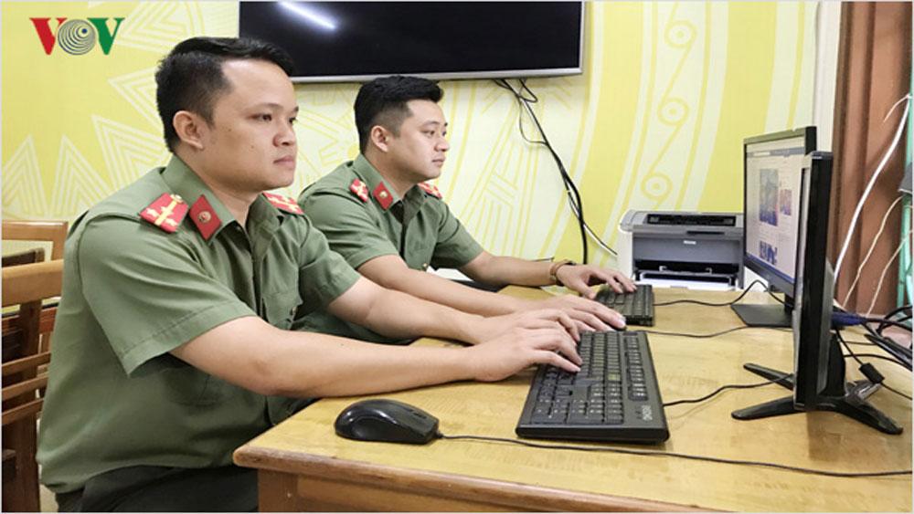 Phạt 10 triệu đồng, hành vi, đăng thông tin sai sự thật trên facebook, Trần Thị Bích,
