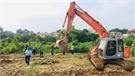 Lục Ngạn: Tổ chức cưỡng chế thu hồi đất thực hiện hạ tầng kỹ thuật và khu dân cư đường Lê Duẩn kéo dài