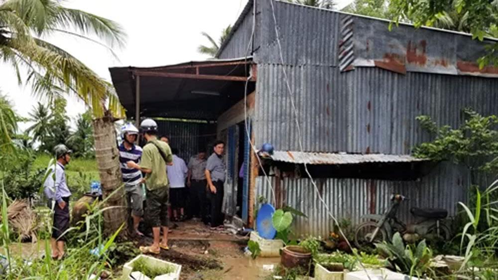 7 cán bộ ở Cà Mau, bị thương, cưỡng chế đất, ông Lê Vũ Khi, bà Lê Thị Hiến