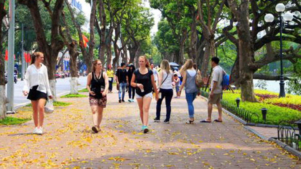 Hanoi has nearly 3,500 accommodation establishments
